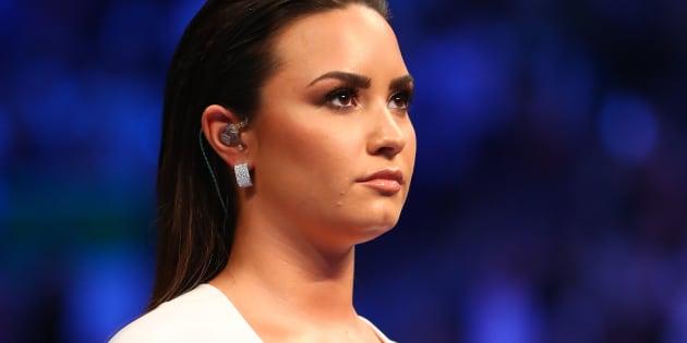 Demi Lovato está internada em hospital de Los Angeles desde o último dia 24 d julho.