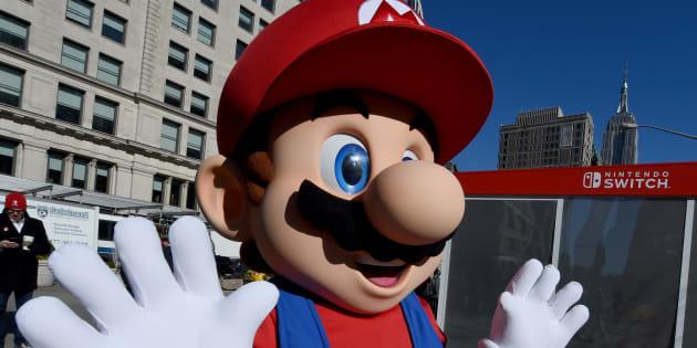 Super Mario Bros bientôt au cinéma dans un film d'animation