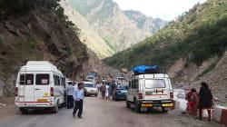 Landslide Shuts Down Rishikesh-Badrinath Highway, At Least 1500 Pilgrims Feared