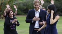 L'anello nero indossato dal principe Harry ha incuriosito tutti gli