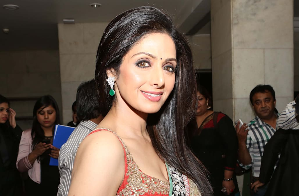 Bollywood star Sridevi Kapoor drowned in the bath, a cause