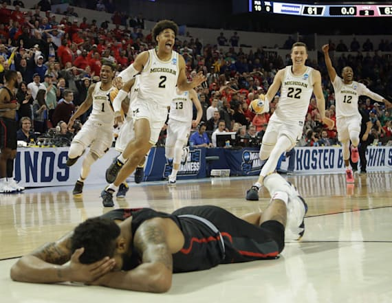 The good, bad and historic of March Madness so far