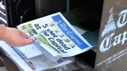 Le «Capital Gazette» paraît au lendemain d'une attaque meurtrière dans ses