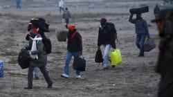 2318 migrants évacués au premier jour du démantèlement de la
