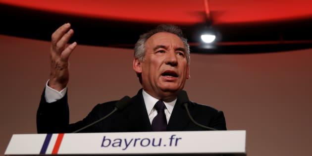 """Bayrou, désormais allié à Macron: si Juppé est candidat, """"je ne change pas de position"""""""