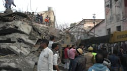 7 dead as under-construction building collapses in