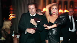 These Post-Grammys Pics Have Made Us Want To Party With John Travolta And Lady