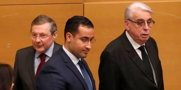 Alexandre Benalla a été auditionné une deuxième fois au Sénat le 21 janvier. Un mois plus tard, la commission d'enquête rend son rapport.