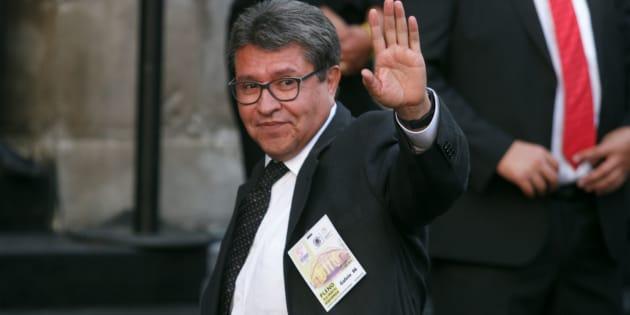 No seré candidato del PRI para la Ciudad de México: Ricardo Monreal