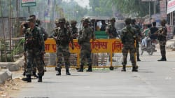 Security Beefed Up In Sirsa Ahead Of Gurmeet Ram Rahim Singh's Sentencing In Rape
