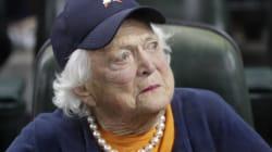A sus 92 años, Barbara Bush en grave estado de