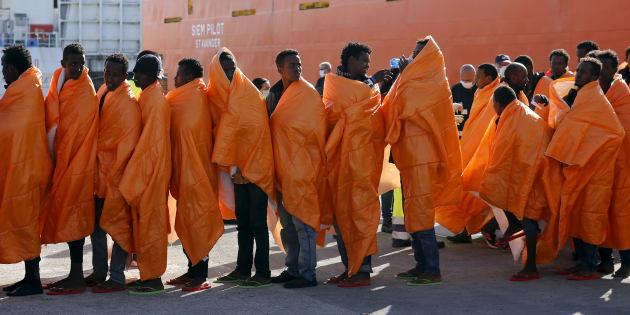 Salvini: 42 milioni di euro spostati dall'accoglienza ai rimpatri volontari