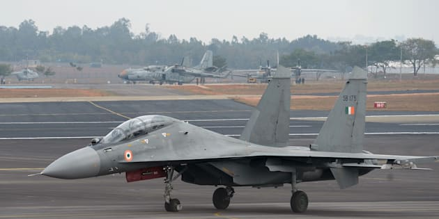 Crashed Su-30 crew dead: IAF