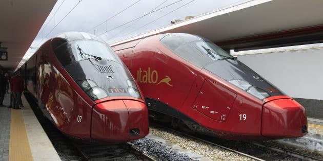 Italo treno, offerta miliardaria. Spunta il fondo americano Gip per Ntv