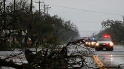 L'uragano Harvey fa almeno 5 vittime in