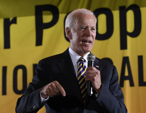 Dems pounce on Biden for remarks on segregationists