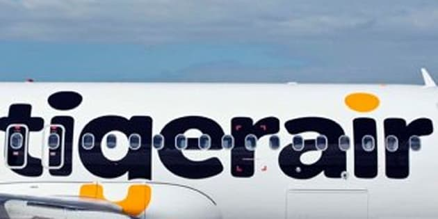 It's the second time this year Tigerair has been forced to cancel flights to and from Bali.