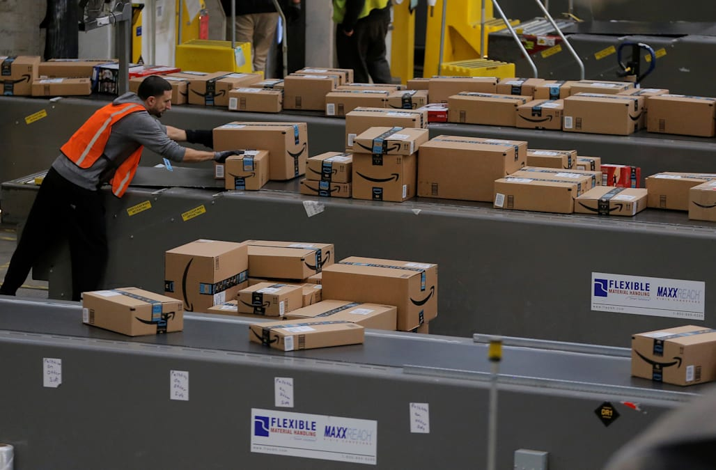Amazon investigating claims of employees leaking data for