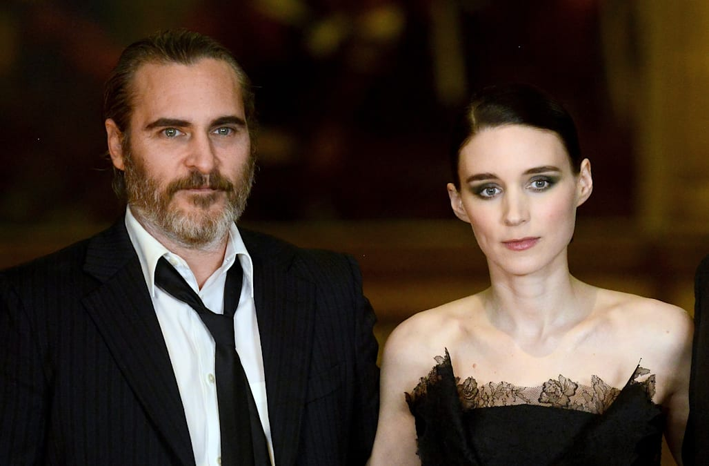 Why Joaquin Phoenix And Rooney Mara Wont Get Married Aol