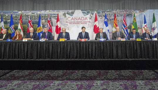 Trudeau's Meeting With Premiers Was Light On Drama,