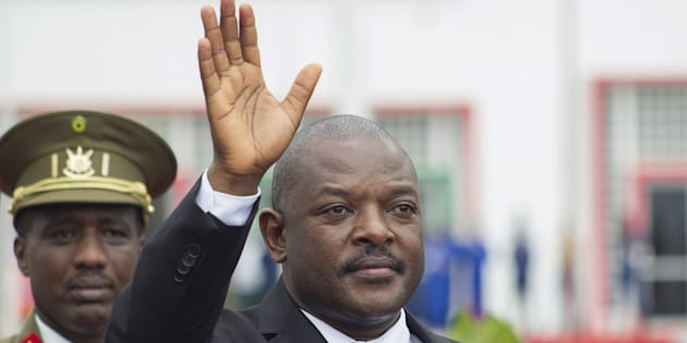Burundi's Pierre Nkurunziza is one of many authoritarian African leaders.