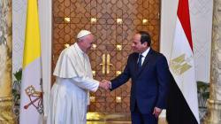 El papa Francisco realiza histórica visita a