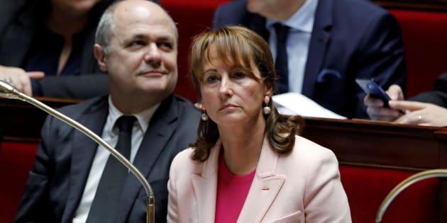"""Pour Ségolène Royal, Penelope Fillon est """"victime d'un dispositif qu'elle ignorait"""""""