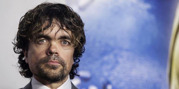 """Peter Dinklage, Tyrion dans """"Game of Thrones"""", a un message à faire passer aux fans de la série (et de la maison Stark)"""