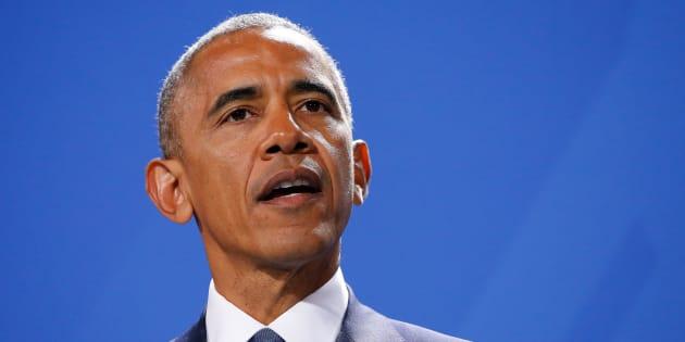 """Barack Obama sort de son silence, critique Donald Trump et appelle les citoyens à """"se faire entendre"""""""