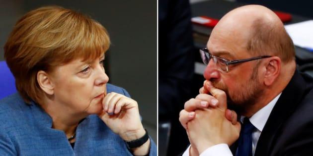 Allemagne: le SPD se prononce sur l'accord de gouvernement avec la CDU de Merkel, voici les rares concessions qu'il a pu obtenir