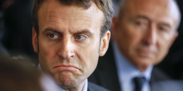 Campagne d'Emmanuel Macron: enquête ouverte sur le rôle jouée par la ville de Lyon alors dirigée par Gérard Collomb