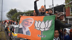 How Indian Newspapers Covered BJP's Mammoth Victory In