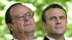 Macron répond sèchement aux critiques de Hollande sur la réforme du