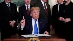 Trump amenaza con vetar la ley de gastos porque le negaron dinero para el muro