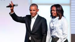 Le message d'anniversaire de Barack Obama à Michelle vous rendra