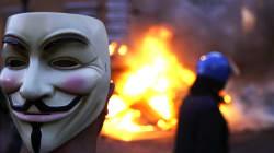 La soluzione finale per Roma: nel libro di Vittorio Giacopini ci pensa un Guy Fawkes