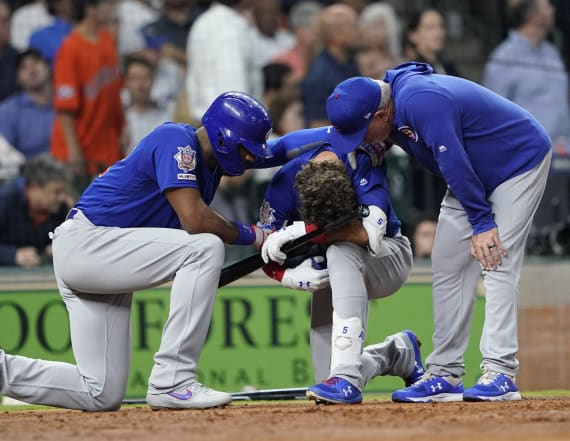 Child hit by foul ball has skull fracture, seizures