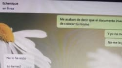 Teresa Rodríguez filtra por error una tensa conversación de Telegram con