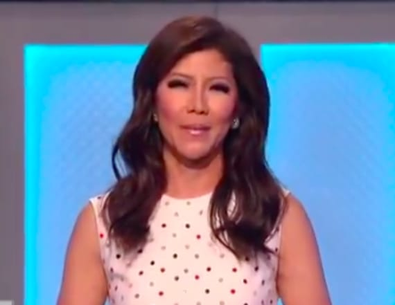 Julie Chen confirms 'The Talk' exit in tearful video