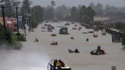 VIDEO: Impresionantes tomas aéreas tras la inundación en