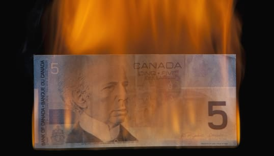 Canadian Wealth To Fall From Highest In G7 To Among Lowest: