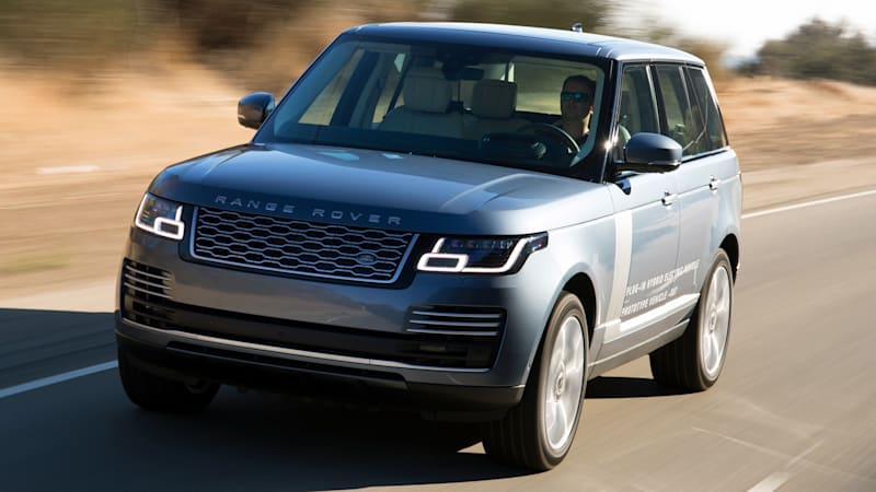 2019 land rover range rover phev autobiography quick spin. Black Bedroom Furniture Sets. Home Design Ideas