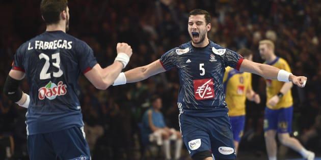 France - Suède: Les Bleus écartent difficilelement la Suède et filent en demi-finale de leur mondial de handball