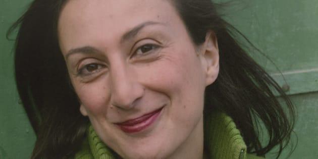 Identificati i mandanti dell'omicidio Caruana Galizia