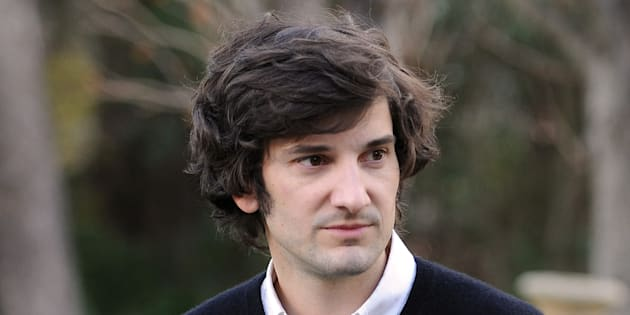 Gaspard Proust le 21 décembre 2011 à Aix-en-Provence (photo d'illustration)