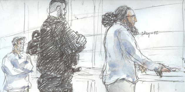 Procès Merah: Paris Match condamné à 4000 euros d'amende pour avoir publié une photo de l'audience
