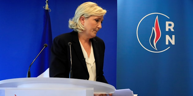Le Rassemblement National (ex-FN) saura le 26 septembre si la justice confirme ou non la saisie de ses 2 millions d'euros.
