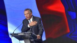 Bayrou n'exclut pas de présenter