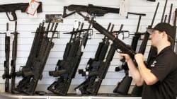 Comme dans beaucoup de tueries américaines, un AR-15 a été utilisé dans la synagogue de