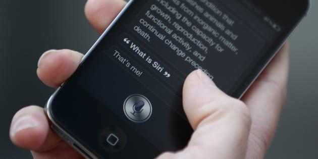 Les smartphones sont-ils sexistes? REUTERS/Suzanne Plunkett